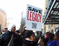 Save Legacy High School Campaign