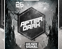 After Dark x Heavy Signal