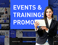 Event / Training / Conference promo | AE Template