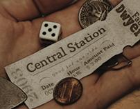 Central Station CD