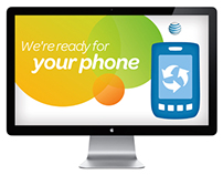 AT&T Phone Trade-in Program: Online Processing App