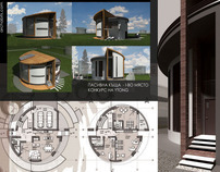 ECO-HOUSE - YTONG CONTEST 1ST PLACE