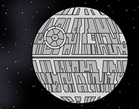 Star Wars: Life on the Death Star