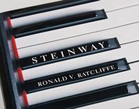STEINWAY – Book redesign