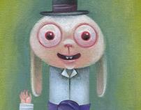 Sir Rabbit Longneck