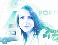 Portrait of Cristina