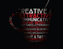 Vivid Designs Ad Banner 2012