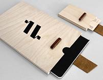 Ross Burwell / Branding