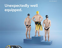 Campaign for Volkswagen