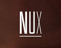 NUX font