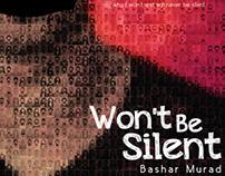 Album Art - Won't Be Silent - Bashar Murad