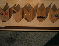Neos wood workshop - Inclusive design workshop