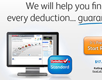 TurboTax.ca Homepage Redesign