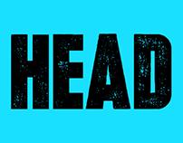 Headlined Font