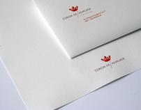COROA DE ALVALADE . Brand