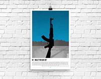 U2 • thirty years of the Joshua tree tribute posters