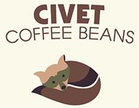 Civet Logo Branding