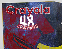 Crayola Box Design