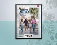 CAMPAÑA NEW COLLECTION - TOTTO