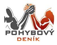 Pohybový deník, logo projektu