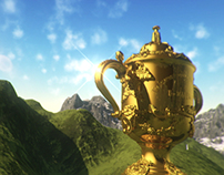 IRB: RUGBY WORLD CUP 2011 EVENT BRANDING
