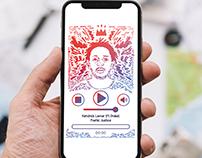 Kendrick Lamar - Webplayer