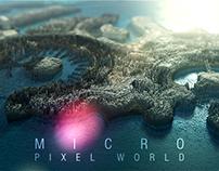 Micro Pixel City