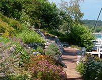 Paths of Lake Geneva