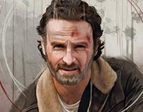 The Walking Dead: Rick Grimes