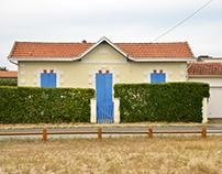 Les belles maisons de Lacanau