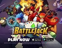 Dark Maze, the New Update for BattleJack