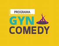 Abertura Programa Gyn Comedy