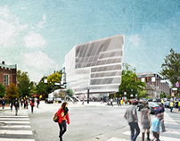 Great White Whale - UPenn School of Architecture Design