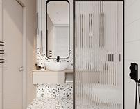 Bathroom design and vizualization