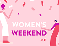 Women's Weekend MX