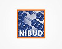Concept en nieuw logo met huisstijl – Nibud