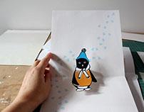 Editing Anabela, a pinguim friorenta /