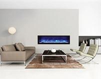 Toronto Electric Fireplaces