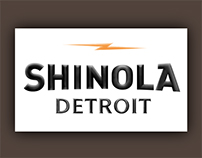 Technical illustrations for Shinola Dial Factory