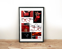 AMBG LTD Eyeglass Frame Moodboards/Posters 2018