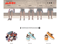 Webdesign | Wordpress | Shoes Your Mood