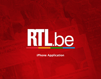 RTL.be iPhone
