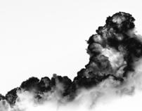 Jugando con las nubes