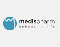 Creative couple work on Medispharm rebranding