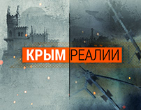 "Package for ""Crimea Realities"" tv program on RFE/RL/CT"