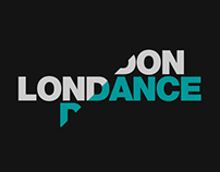 London Dance :: brand & digital design concepts