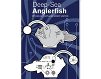 Deep-Sea Angler Fish Poster