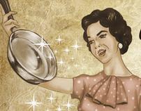 The Good Wife's Guide (Las Aparicio opening)