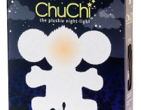 ChuChi: The Plushie Night Light Packaging