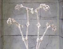 'Bones' Floor Lamp